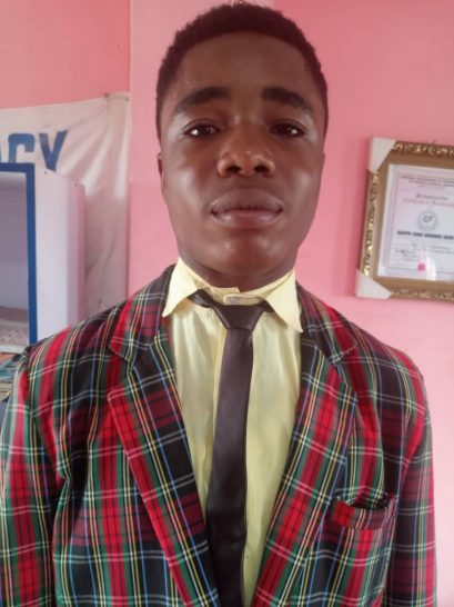 One of the Best UTME 2019 Candidate with Score of 306